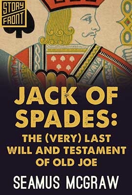 book cover jack of spades by seamus mcgraw