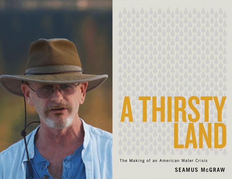 a thirsty land mcgraw