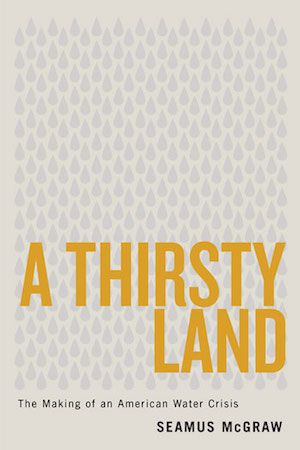 Discussion of A Thirsty Land with Seamus McGraw at Manuel's Tavern